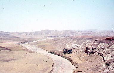 Comme l'oued au désert dans Communauté spirituelle Maroc._Oued_Tensif