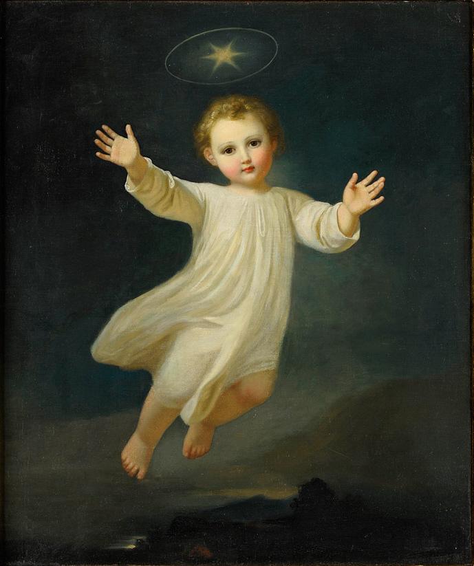 Immagini Gesu Bambino Natale.Bambino Gesu Wikipedia