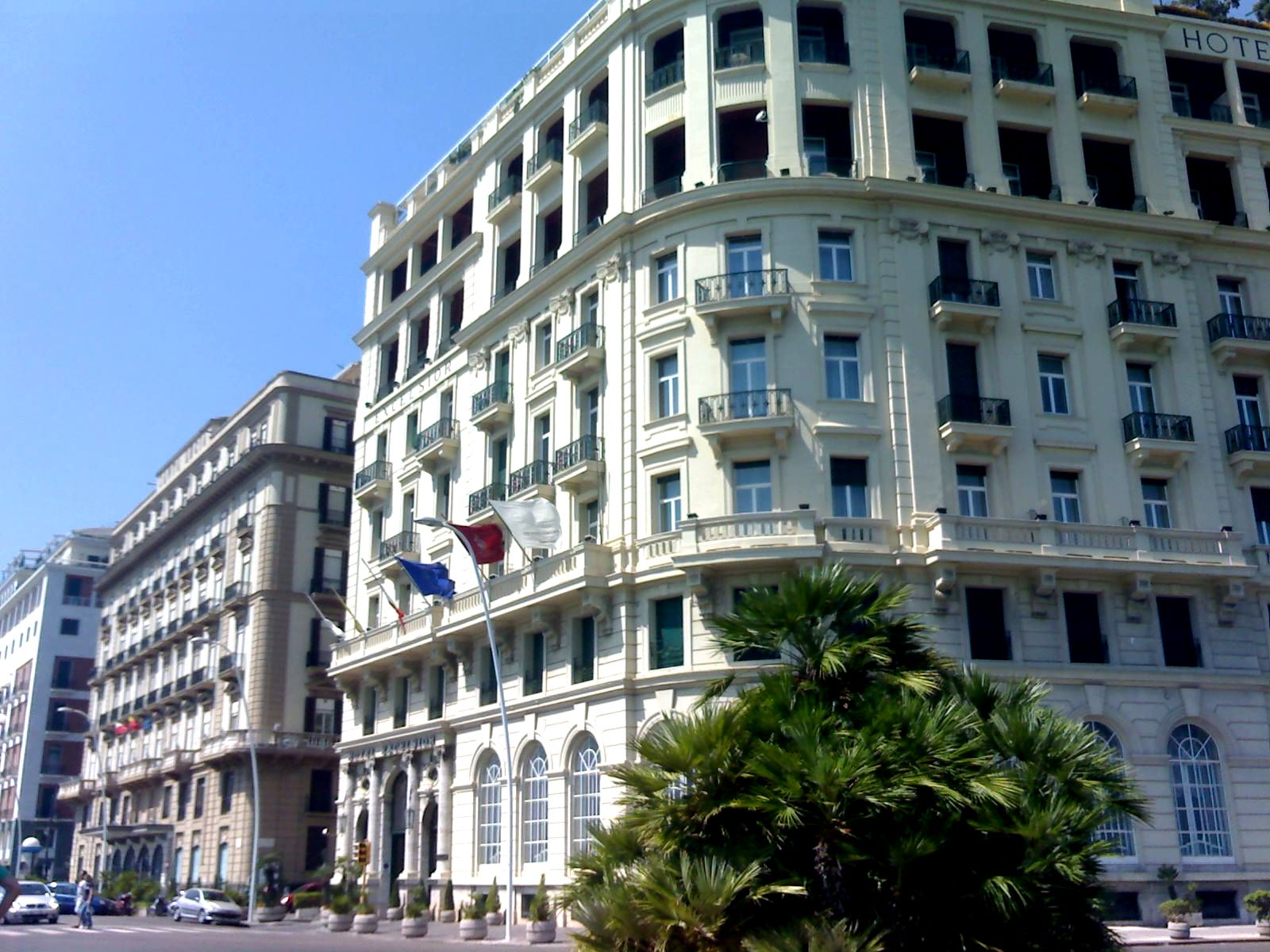 Grand Hotel Parker Napoli Booking