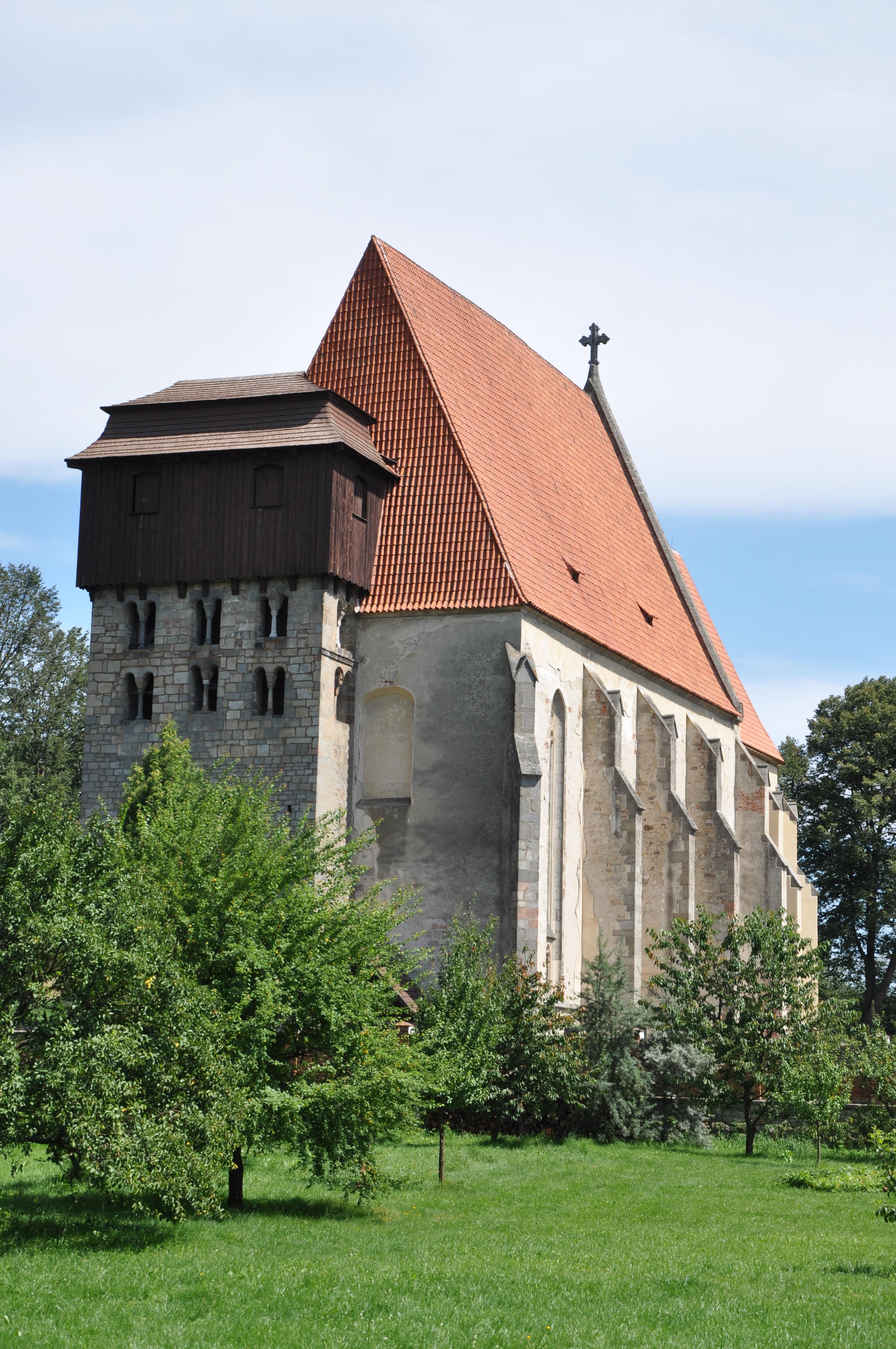 kostel sv. Jiljí v Milevsku