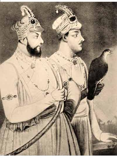 Jafar Khan Wallpaper Mir Jafar Left And Mir Miran
