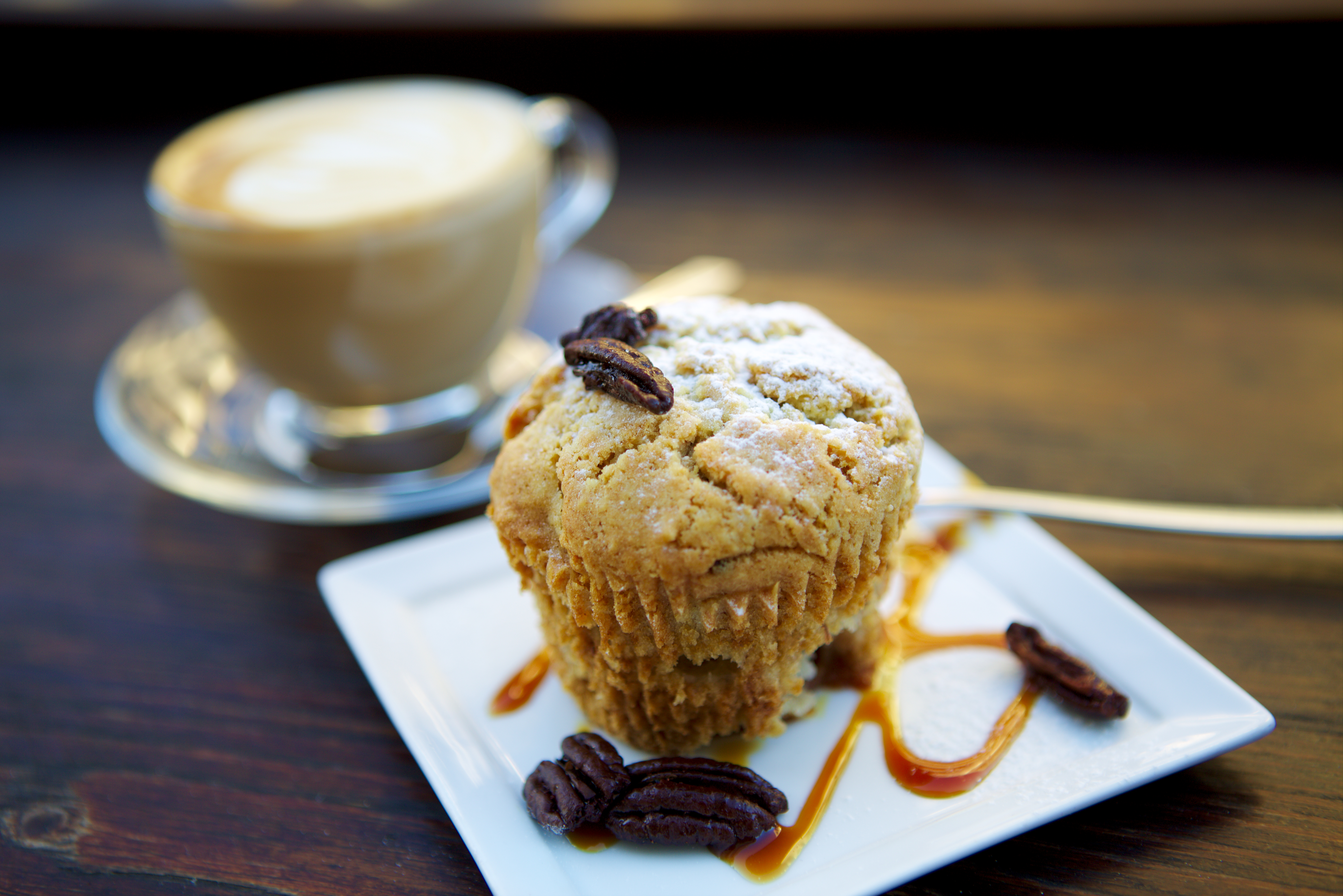 Coffee Cake Muffin Recipe Without Sour Cream