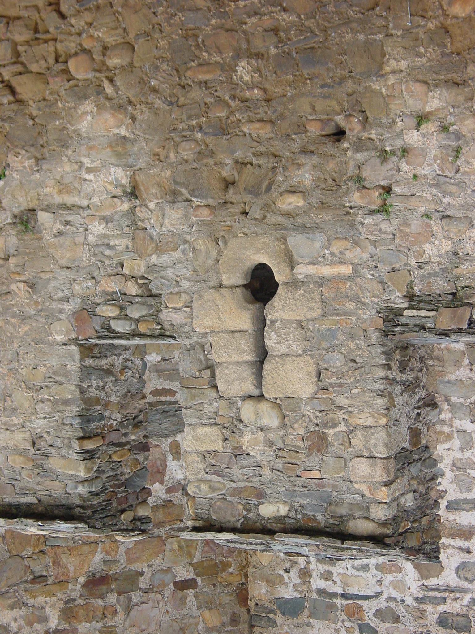FileMuro piedra castillo Ponferrada louJPG Wikimedia Commons