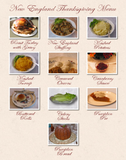 Thanksgiving dinner - Wikipedia, the free encyclopedia