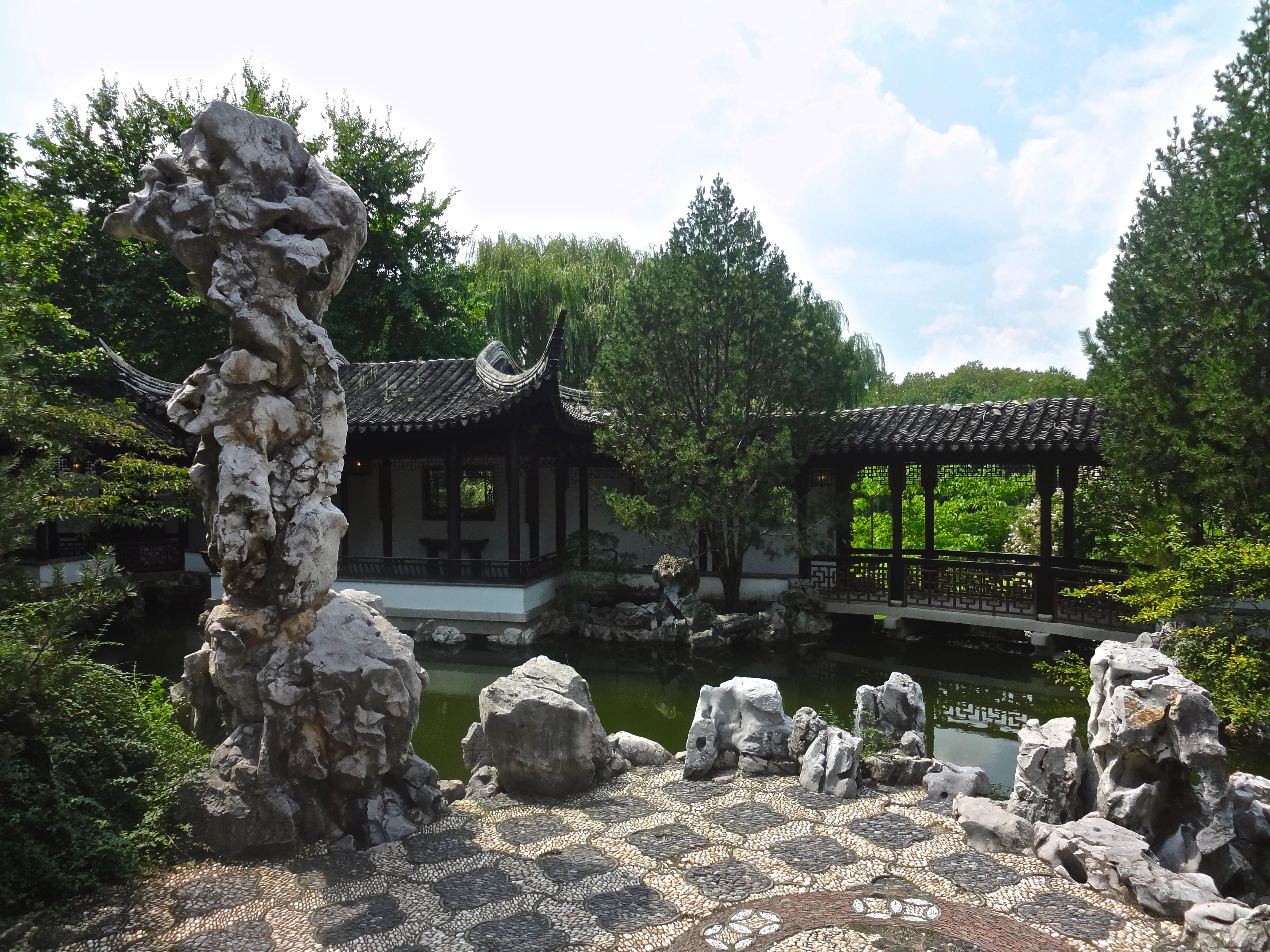 The New York Chinese Scholar 39 S Garden