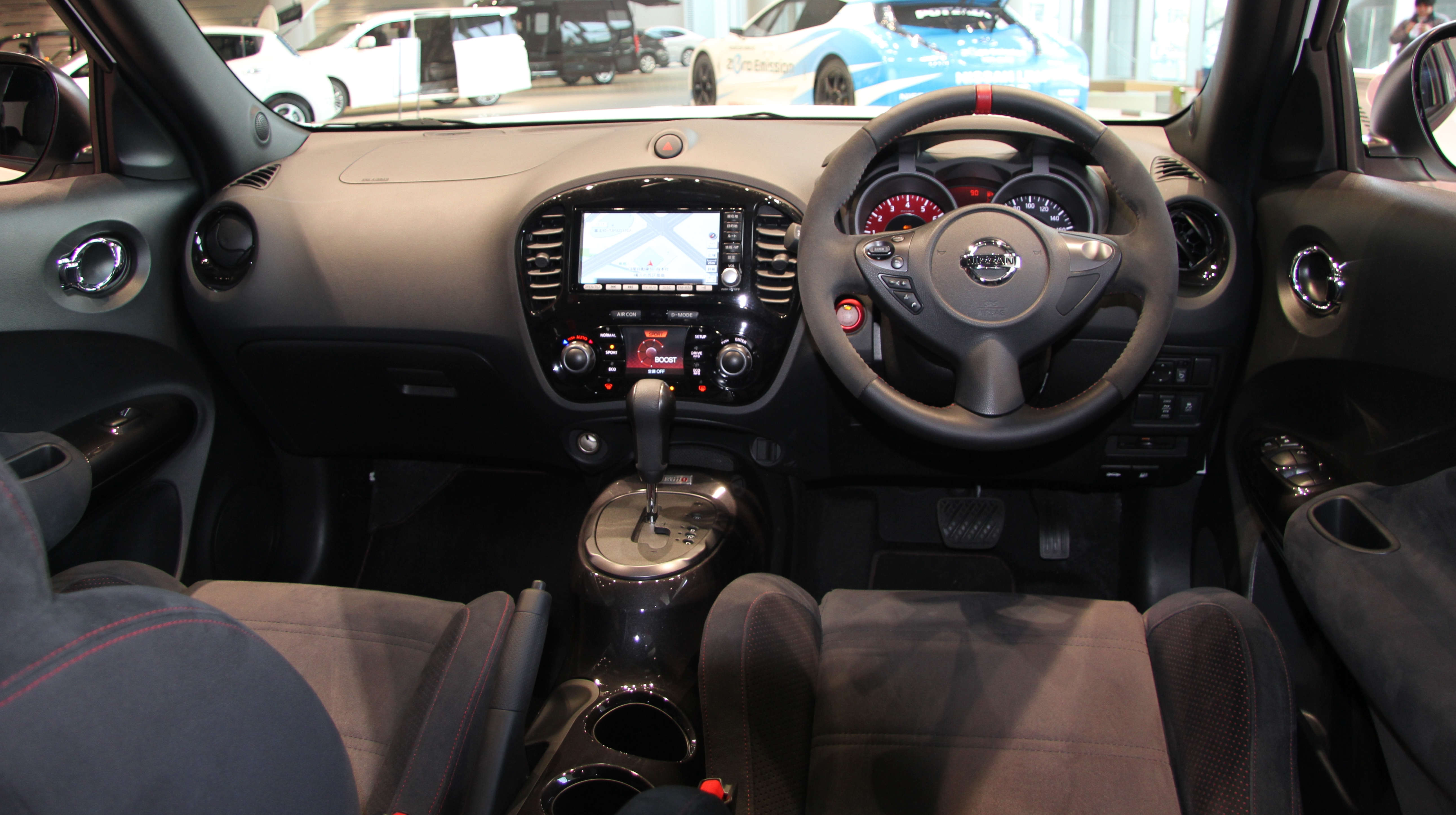 File Nissan Juke Nismo Interior Jpg