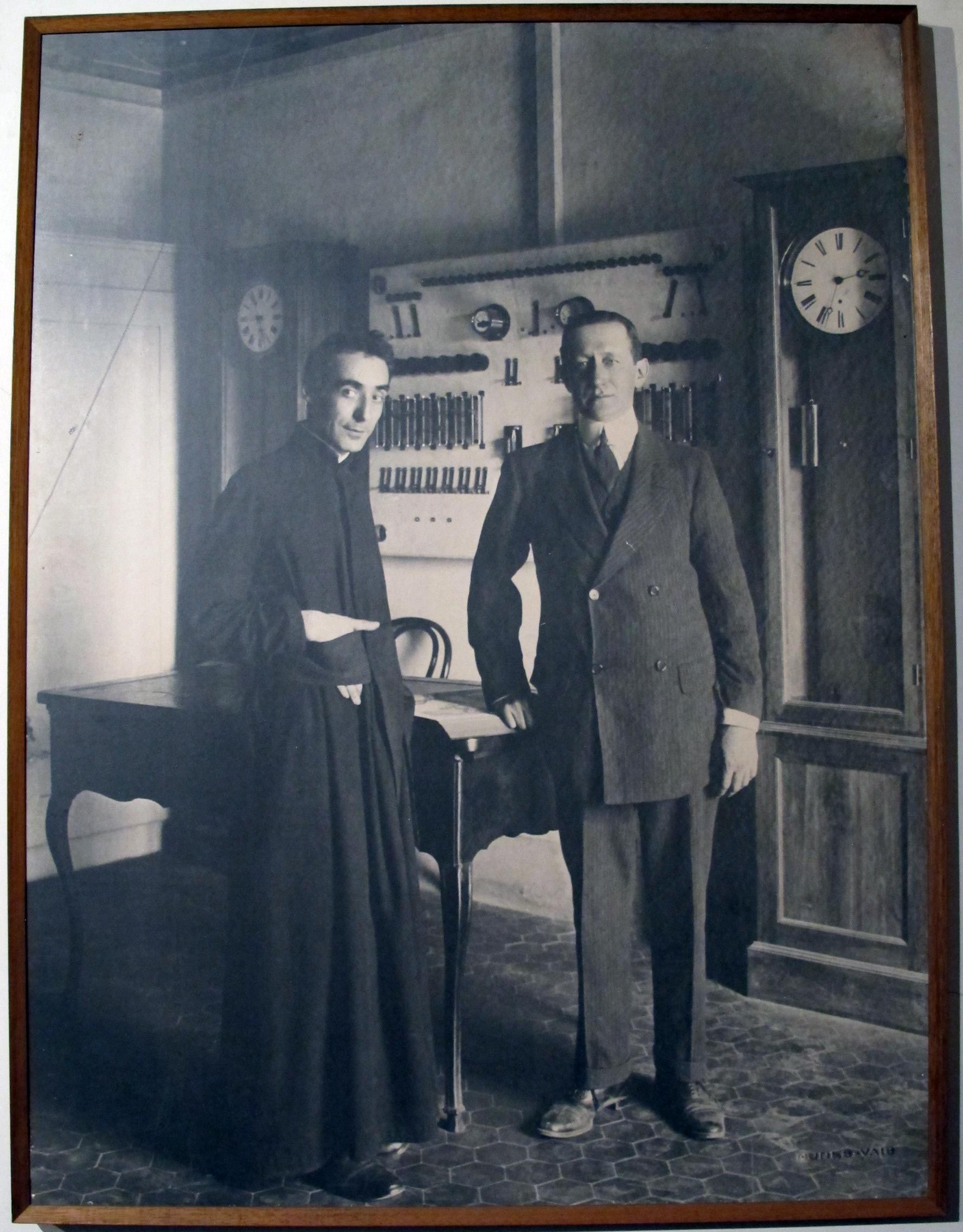 Celebrazioni ufficiali del centenario dell invenzione della radio[modifica