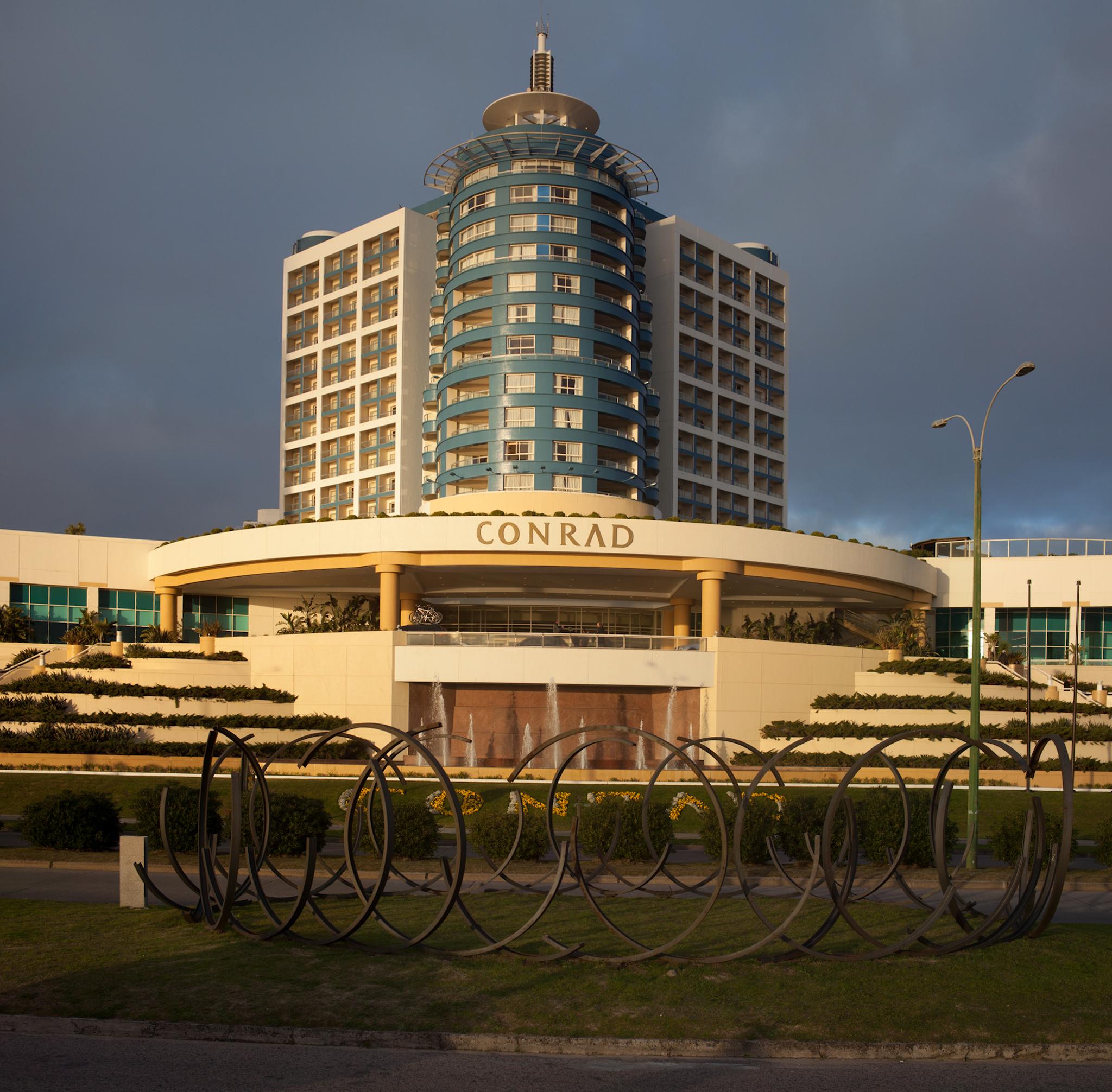 Www Conrad Hotel De