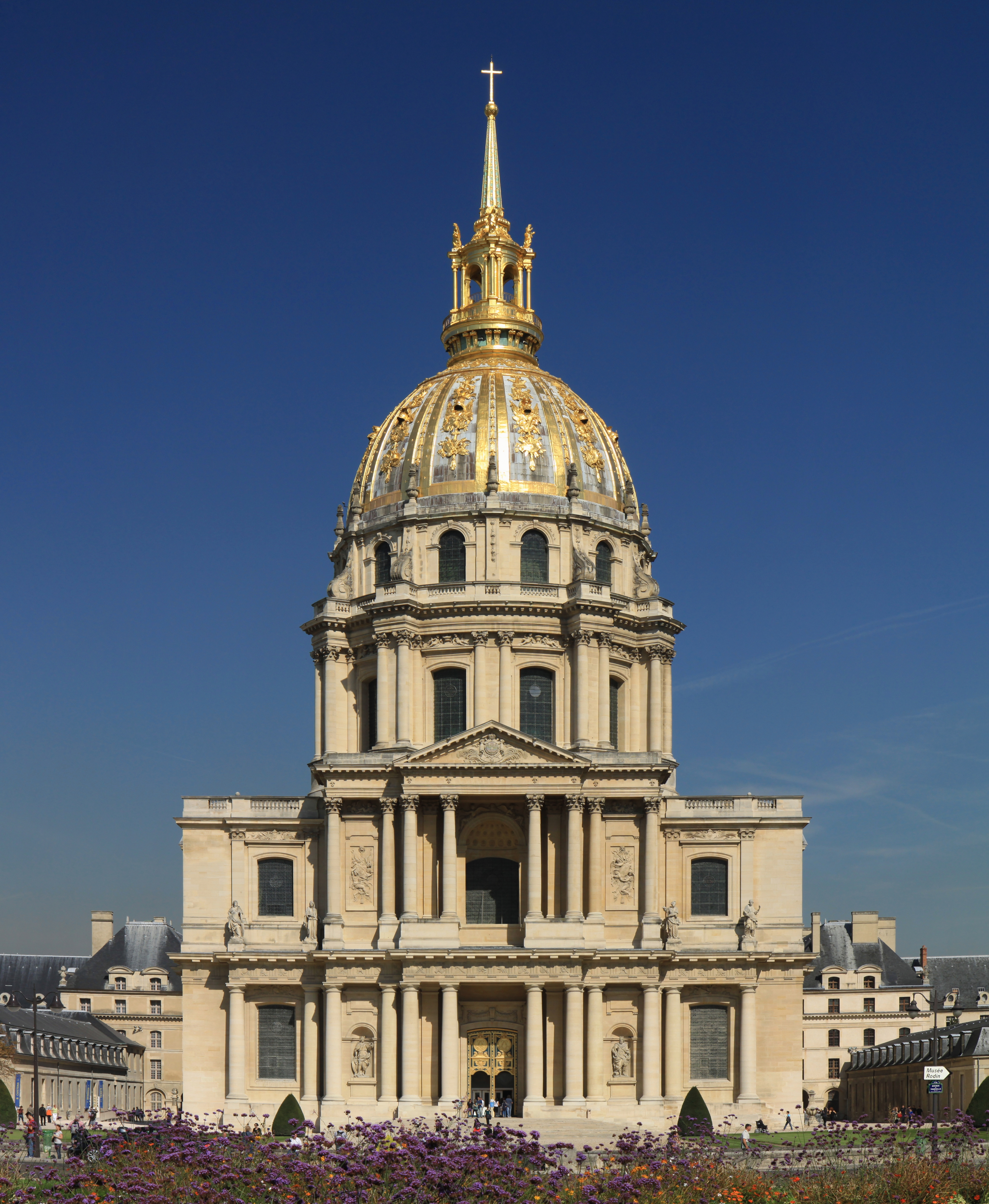 H tel des invalides wikiwand for Les architectures