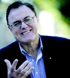 Patrick McClure Australian executive