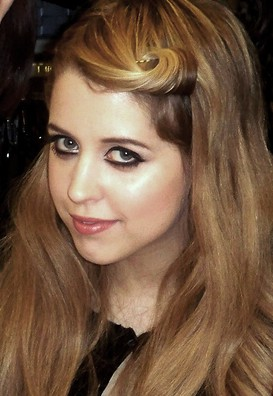 Peaches Geldof, cropped version of original
