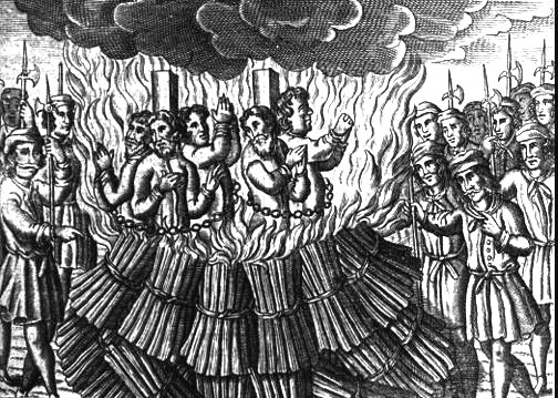 Burned People Pictures