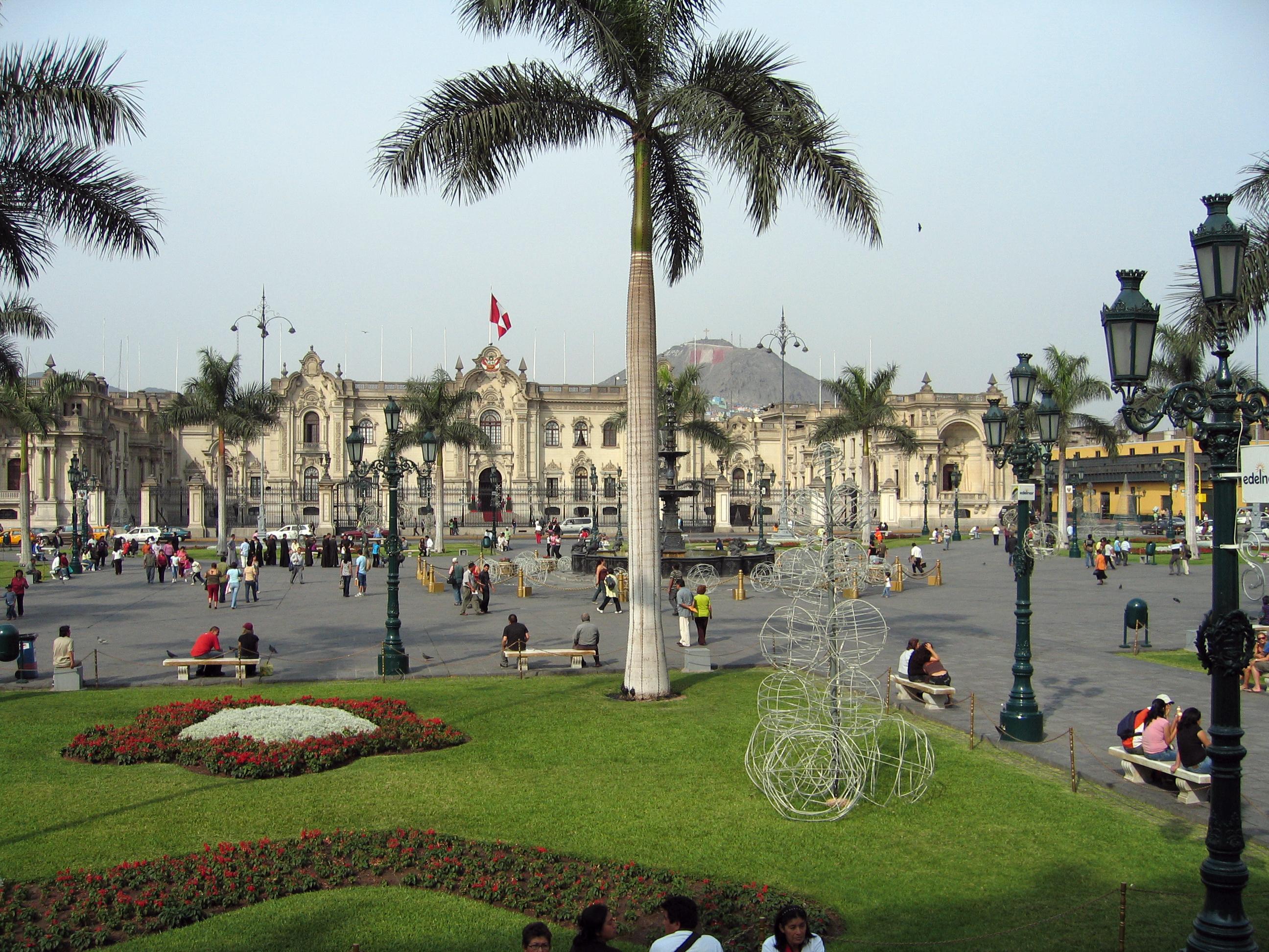 Peru Peru_Lima