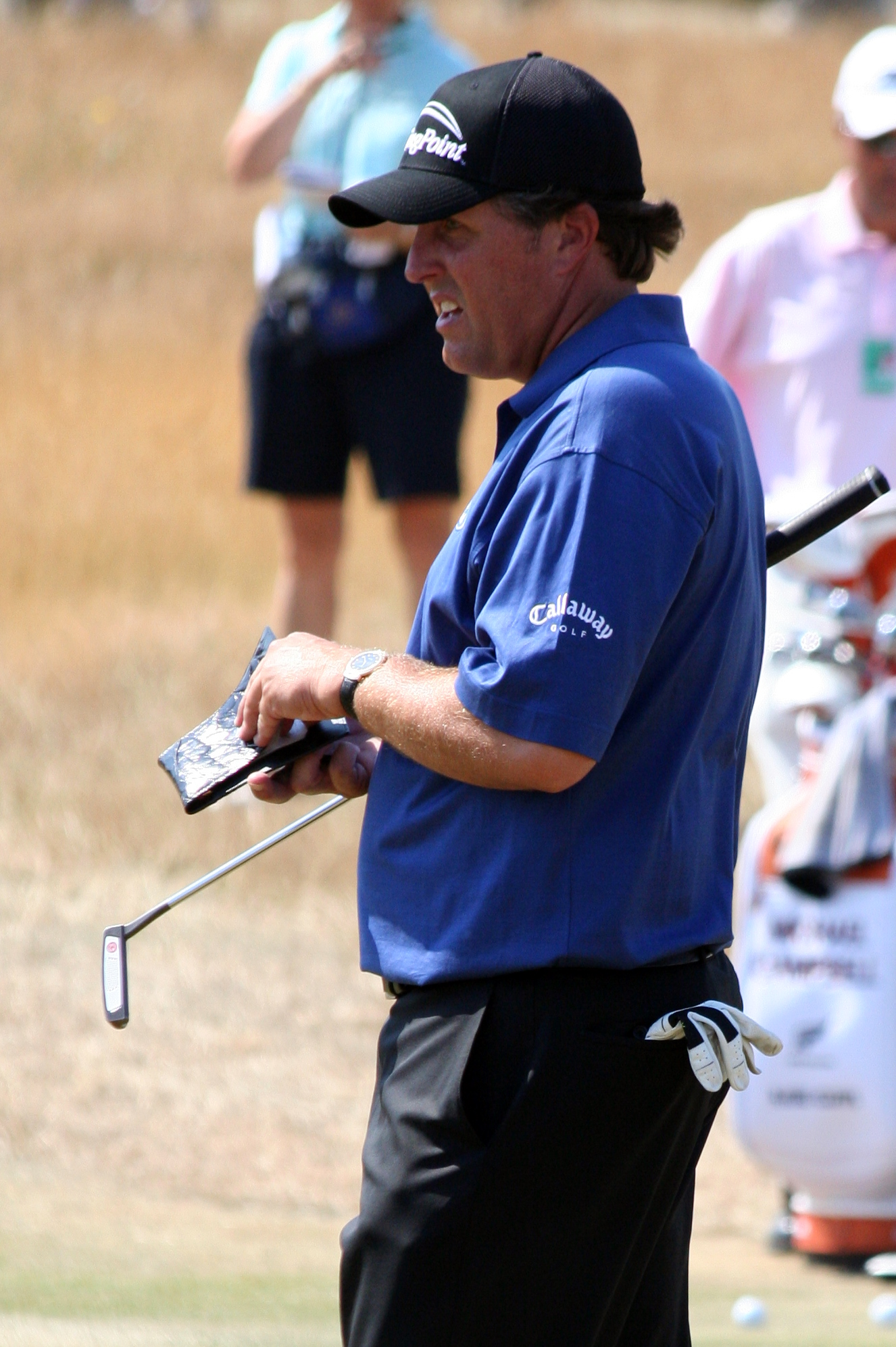 Phil Mickelson, Open 2006