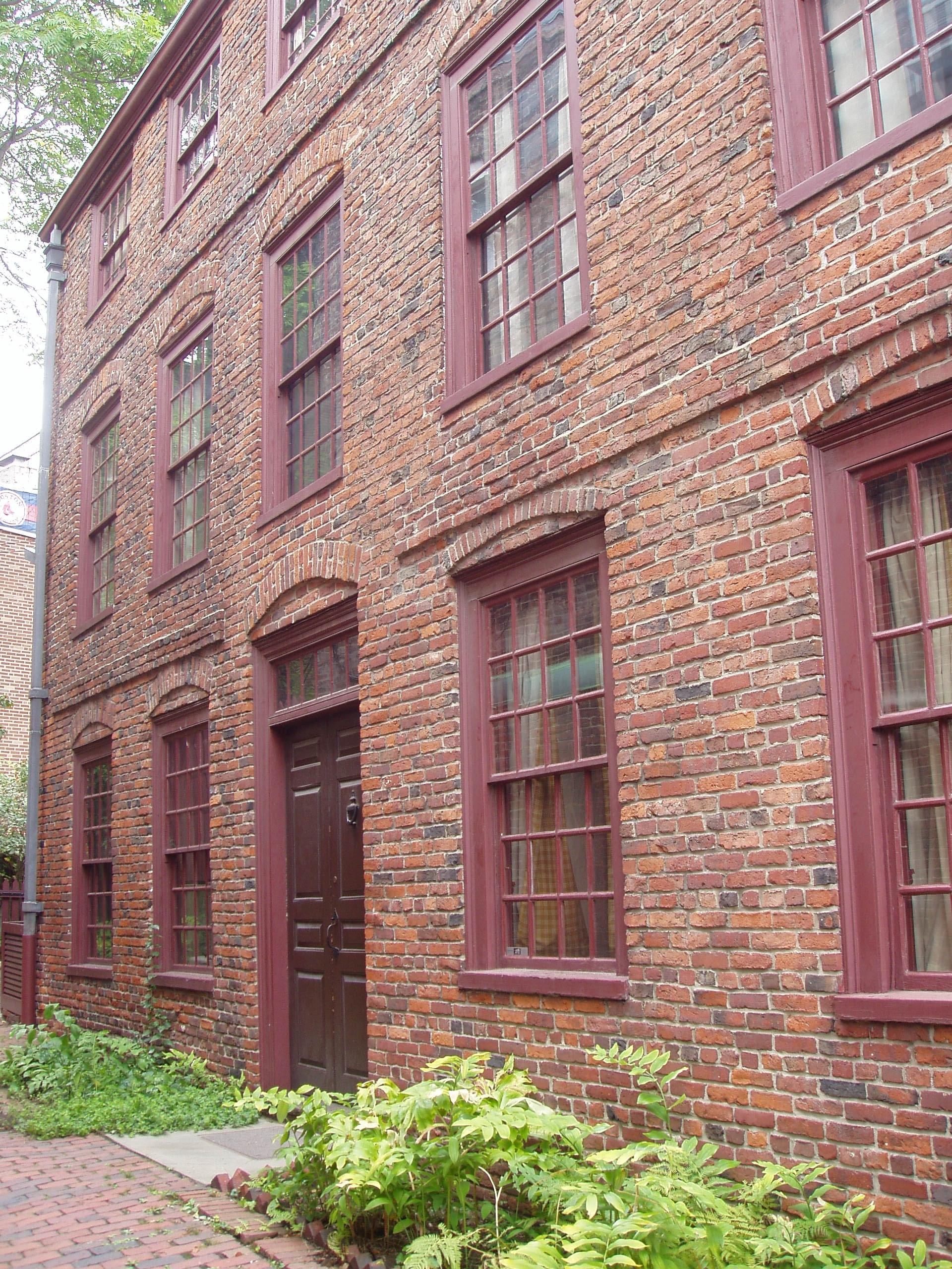 pierce hichborn house wikipedia