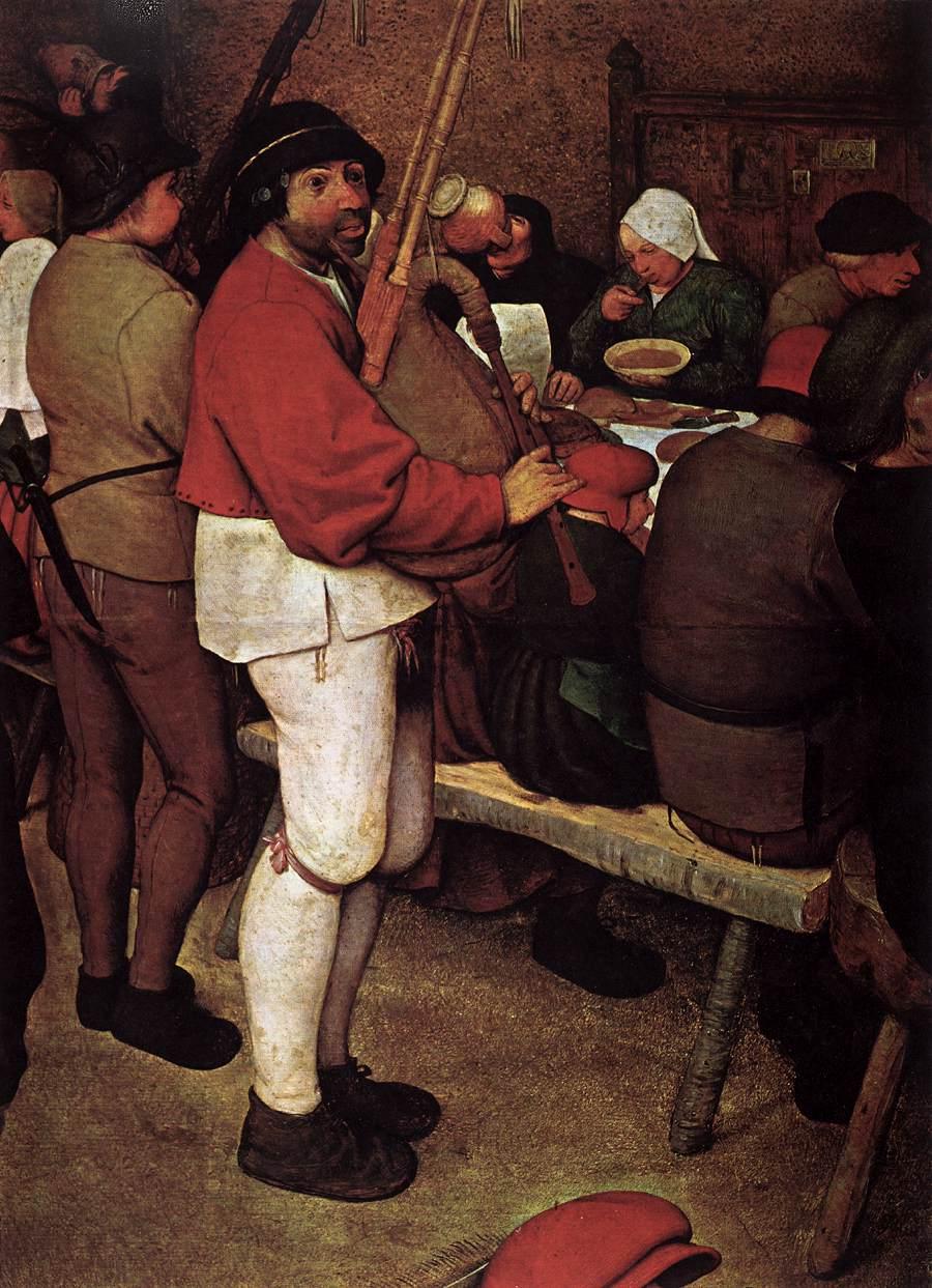 File Pieter Bruegel The Elder Peasant Wedding Detail Wga3494 Jpg