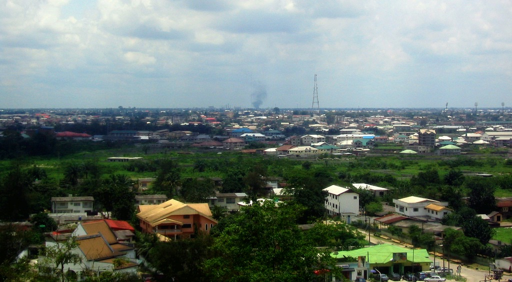 Port Harcourt - Wikipedia