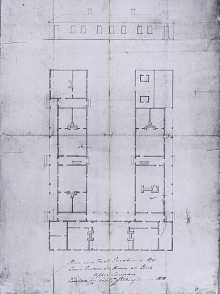 Elevation Plan Wiki : Government house ontario wikipedia