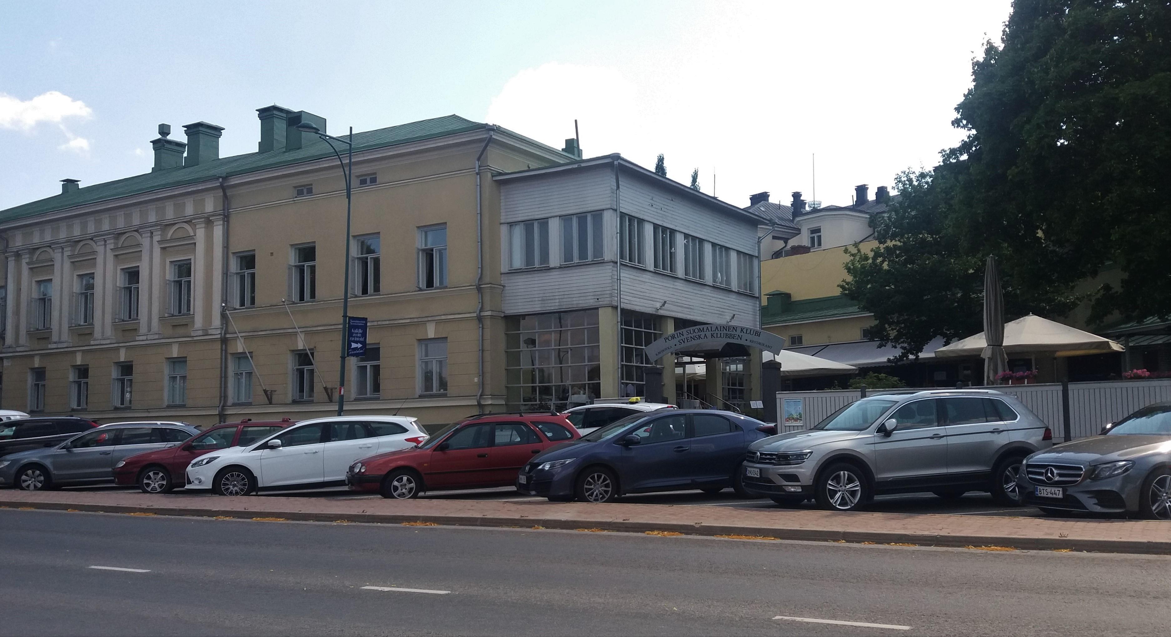 ravintola suomalainen klubi