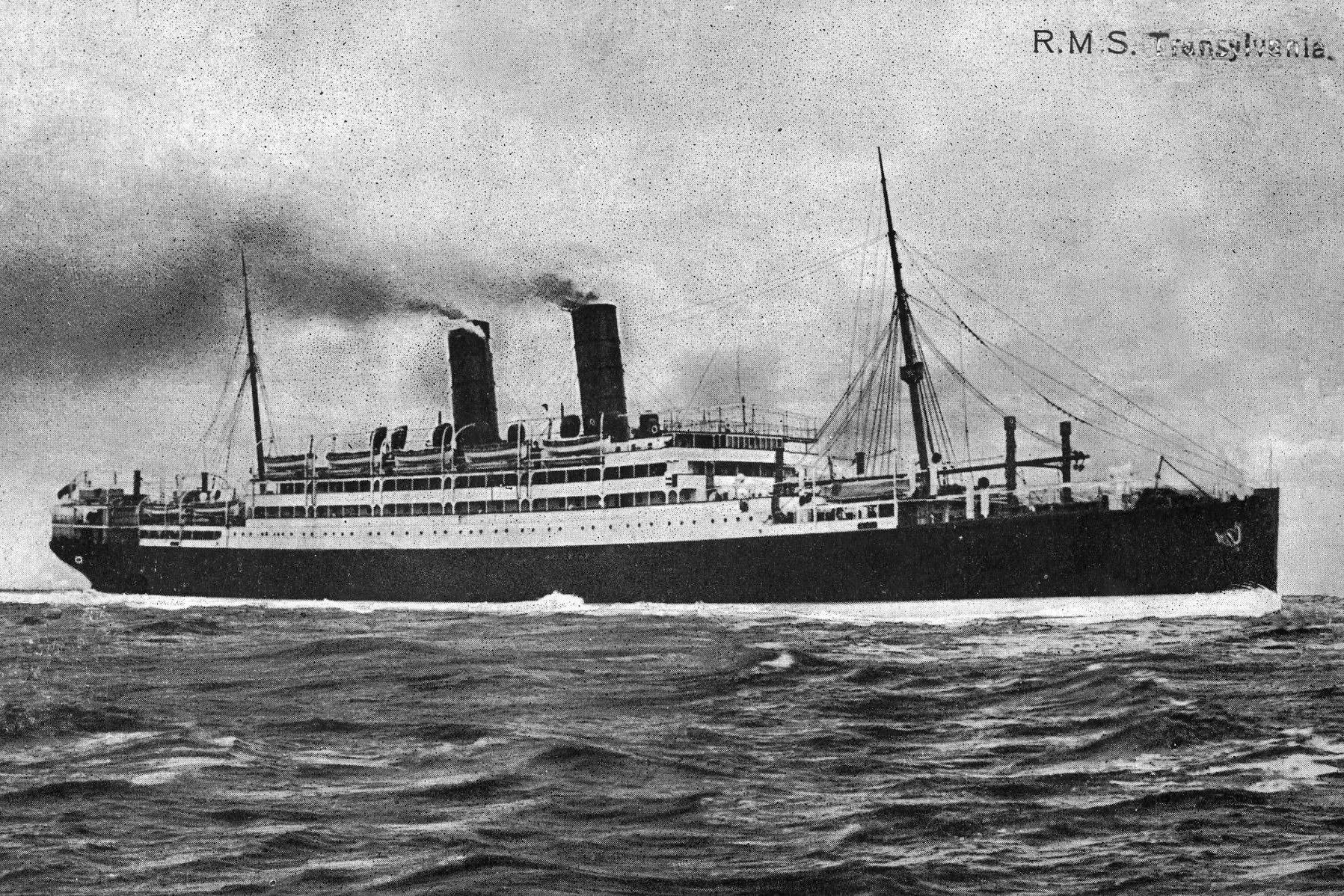 RMS Transylvania