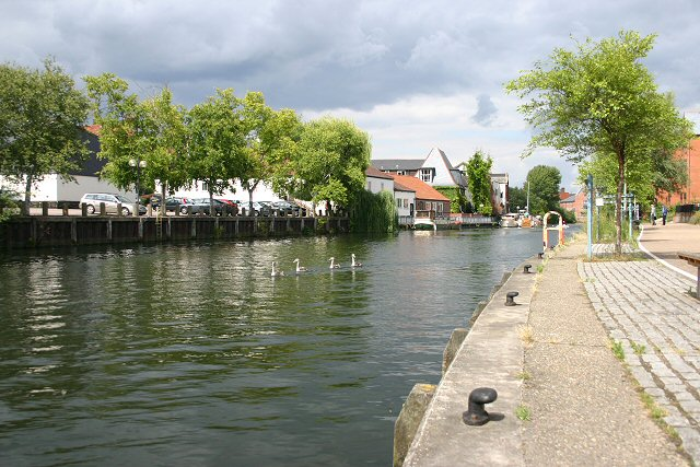 River Wensum, Norwich - geograph.org.uk - 529282