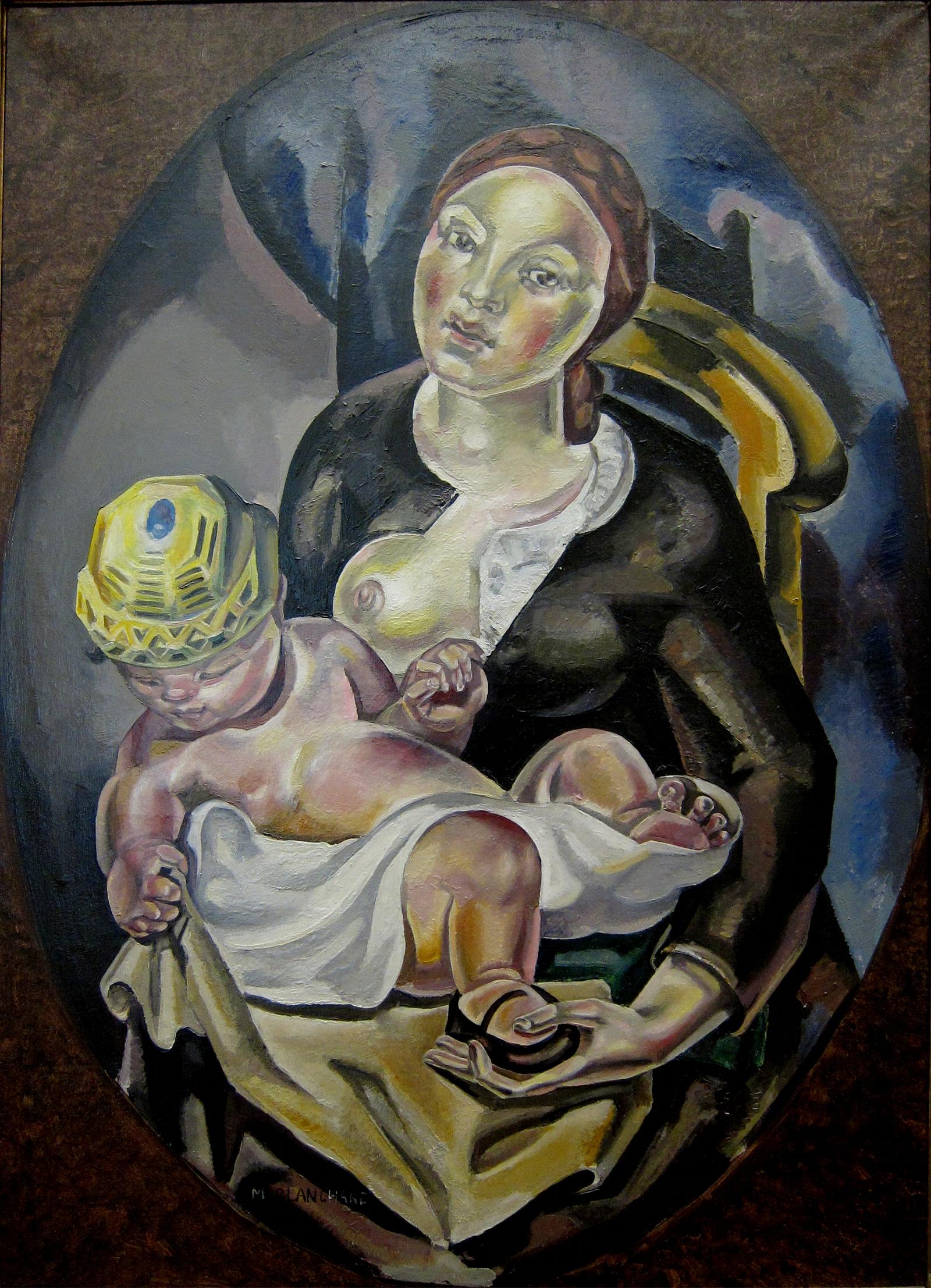 Pintura: Maria Blanchard