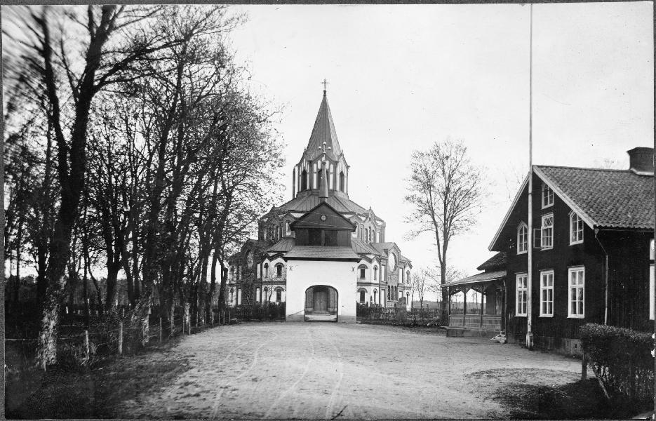 Fil:Svare kyrka - KMB - satisfaction-survey.net Wikipedia