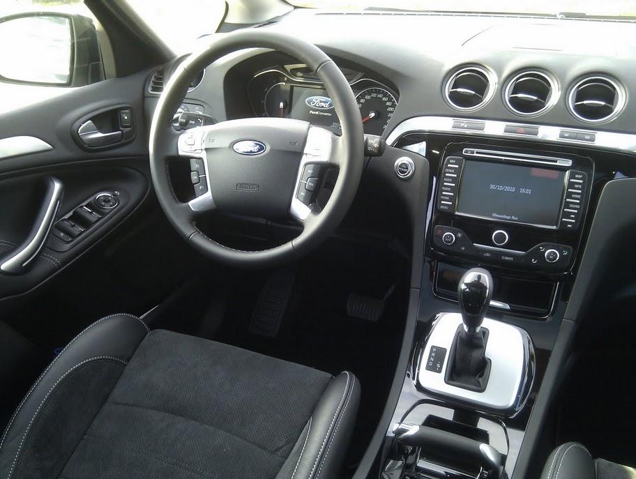 Ford Ranger Innenraum >> File:S-Max innen2.jpg - Wikimedia Commons