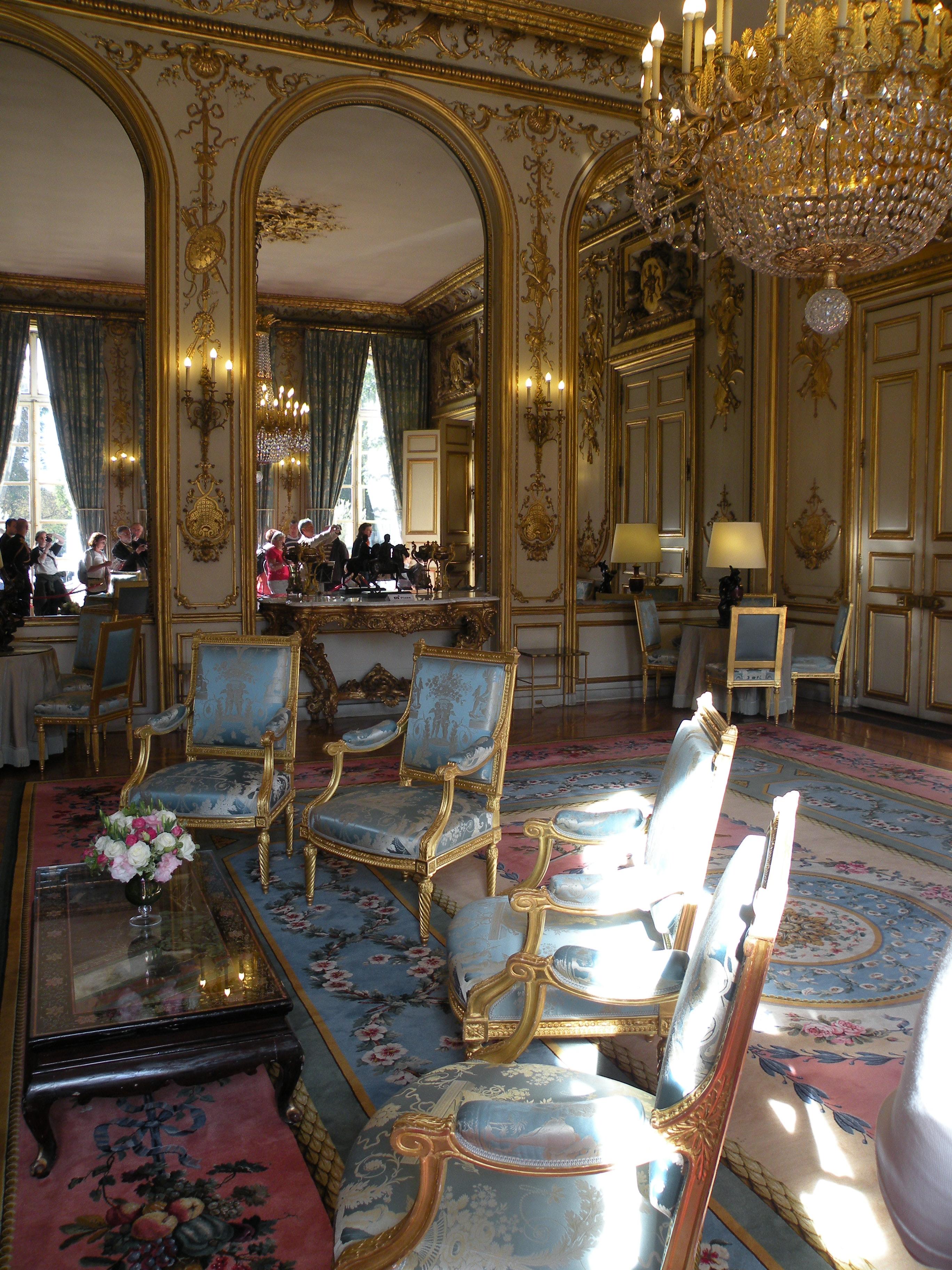 Lys e palace - Salons de the a paris ...