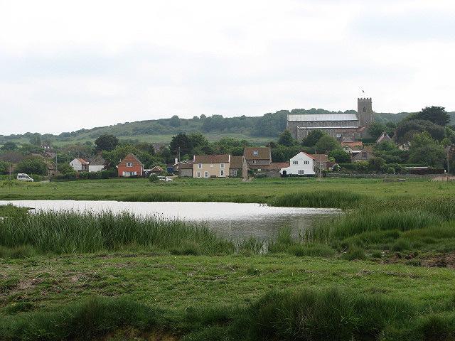 Salthouse village - geograph.org.uk - 826650