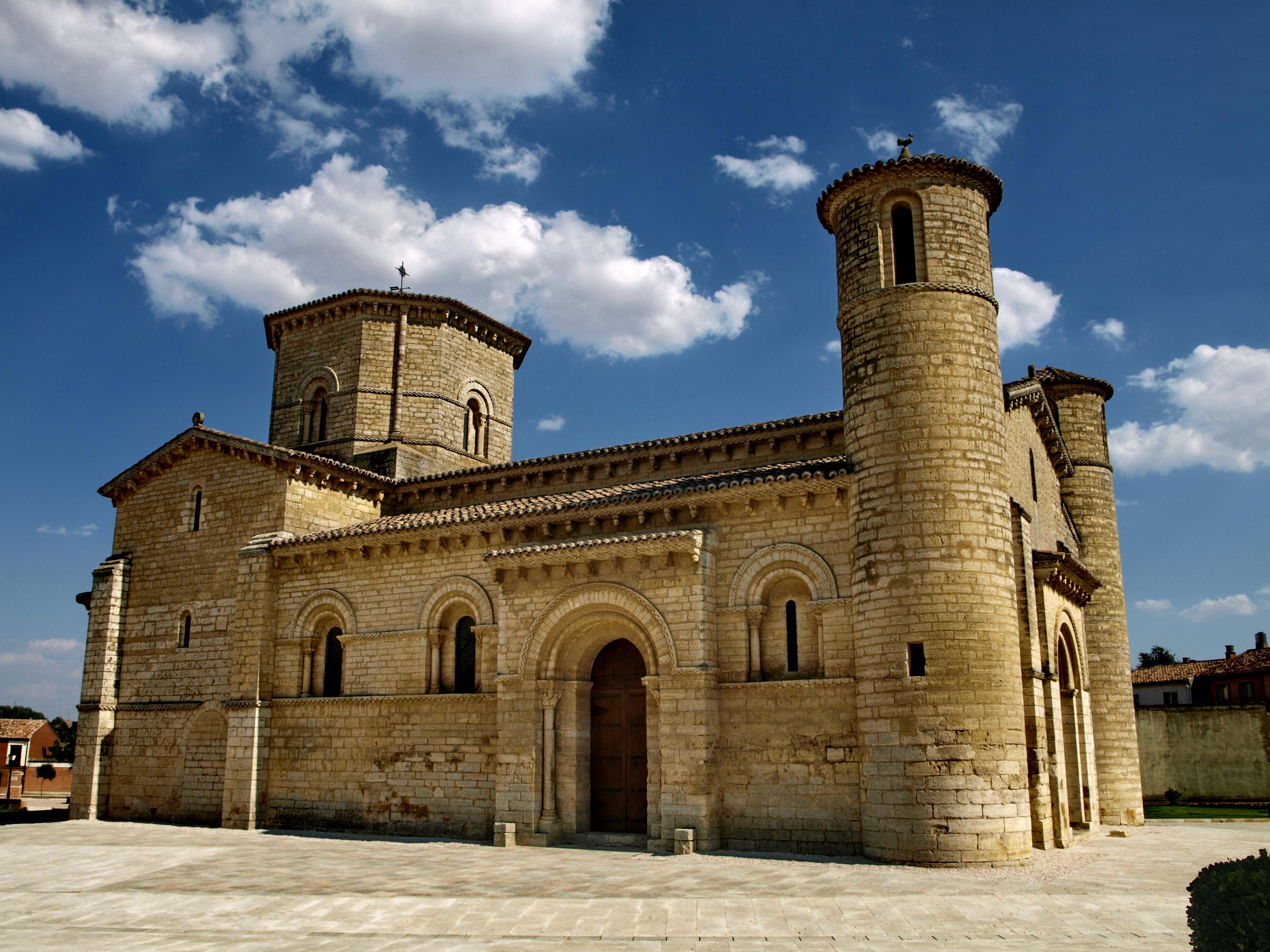 San Martin de Fromista © Miquel Colomer Planagumà