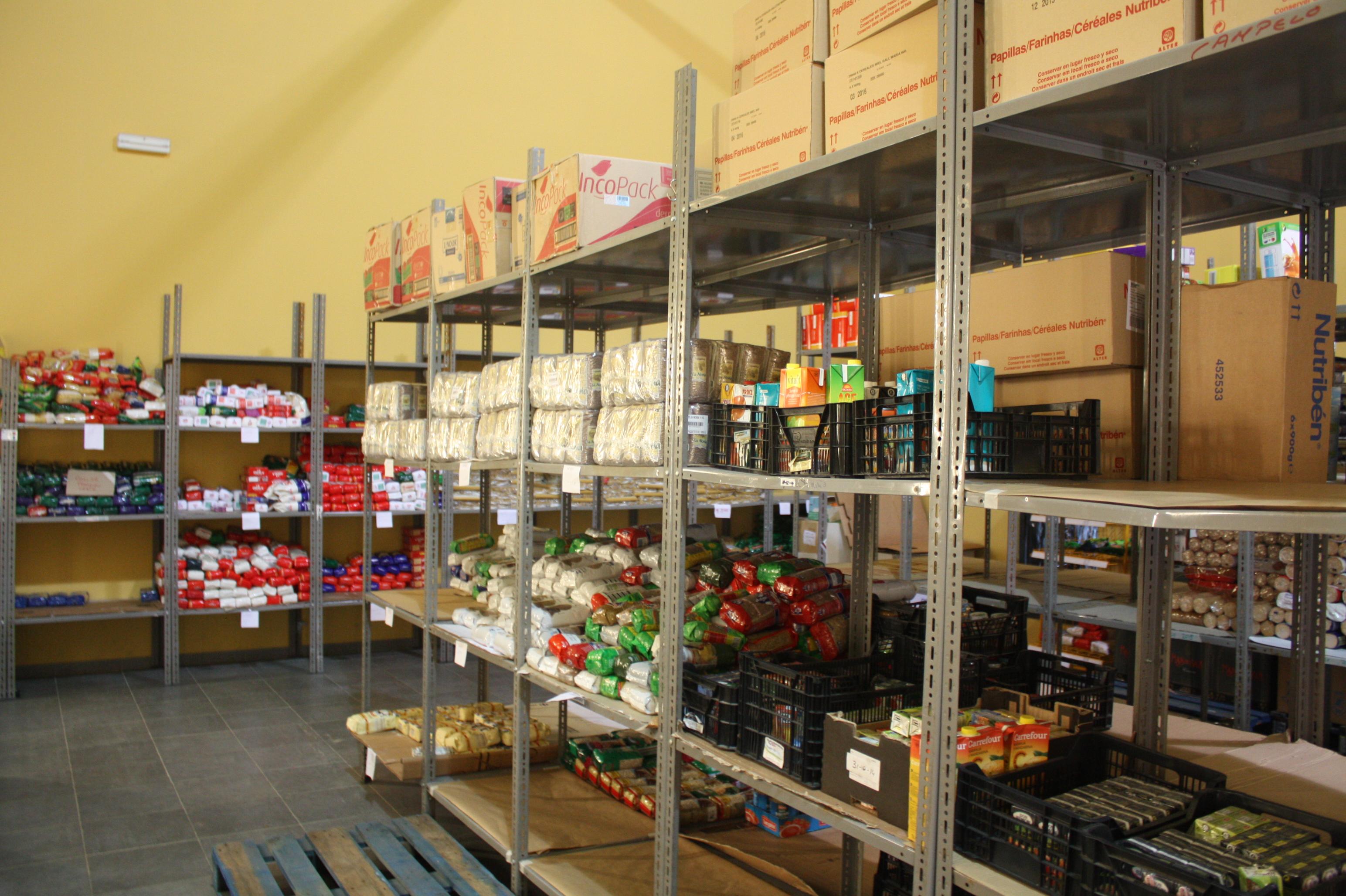 File sanxenxo banco de alimentos 01 01 jpg wikimedia commons - Banco de alimentos wikipedia ...