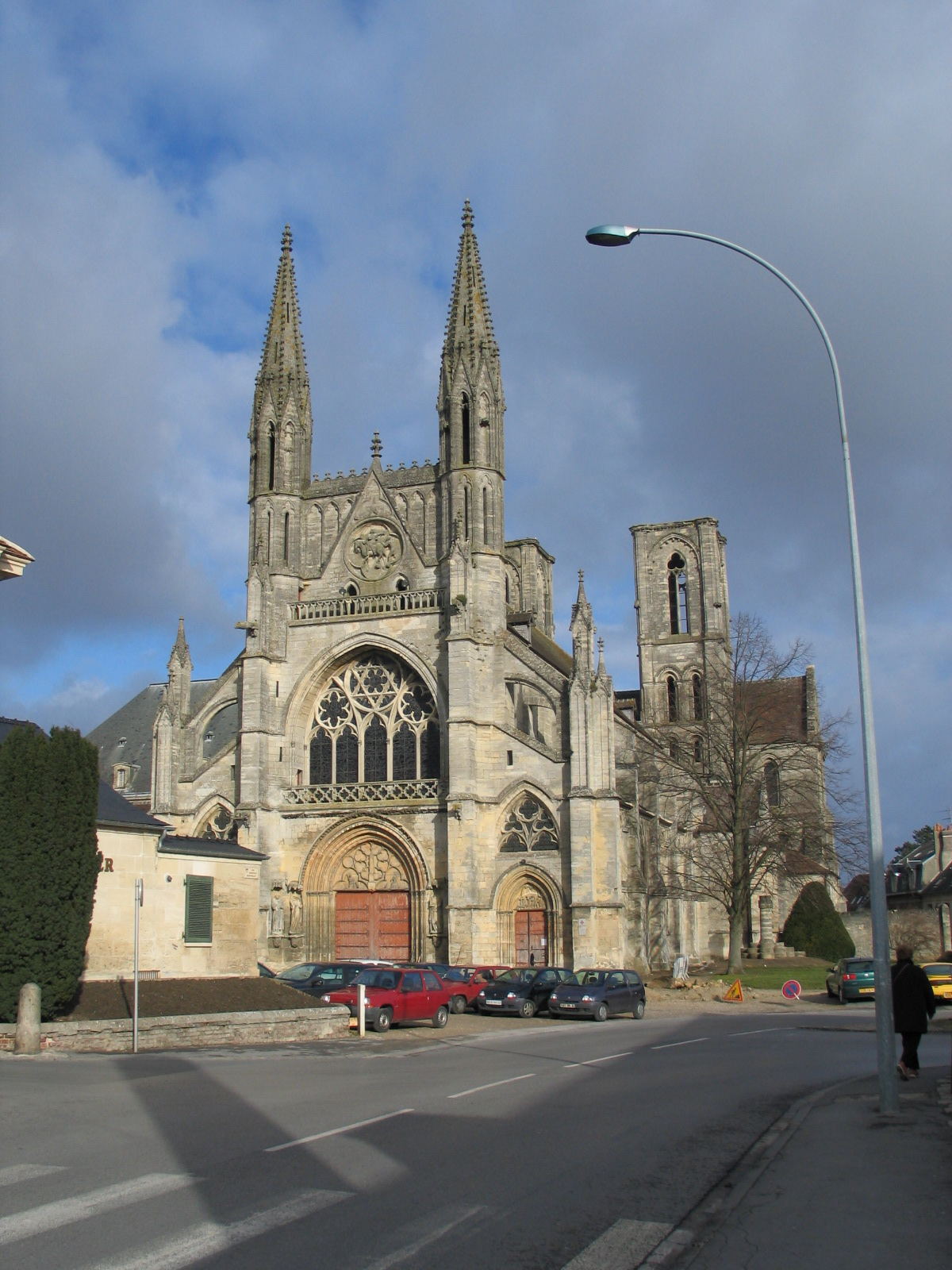Abbey of St. Martin, L...