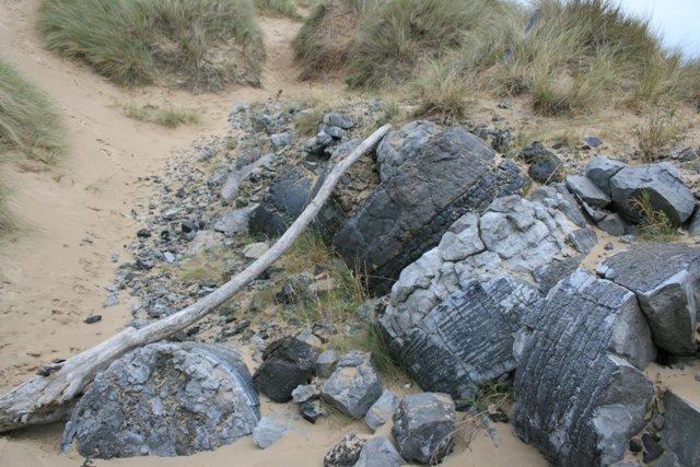 Sand And Slag Separator : File slag boulders north gare sand dunes geograph