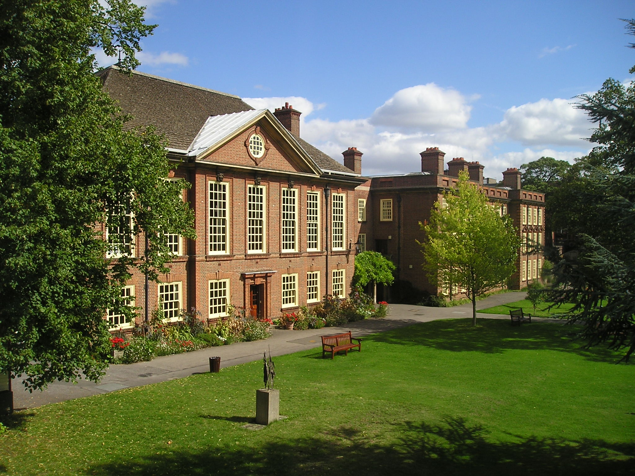 image of Somerville College