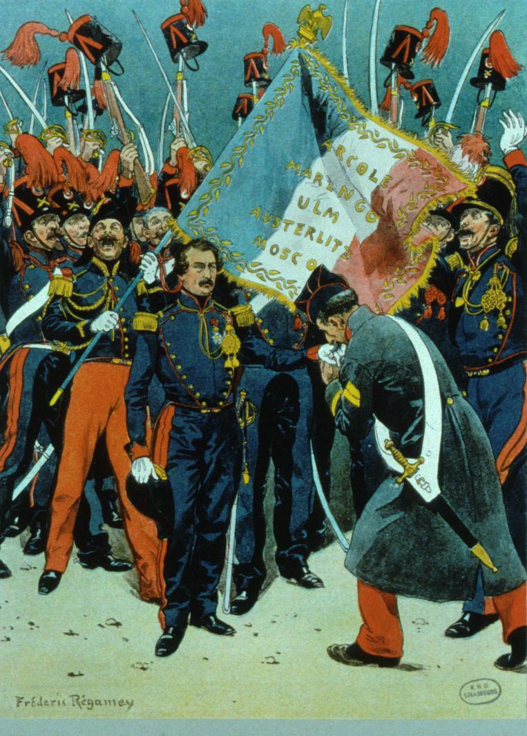 Soulèvement Strasbourg Louis-Napoléon Bonaparte 1836