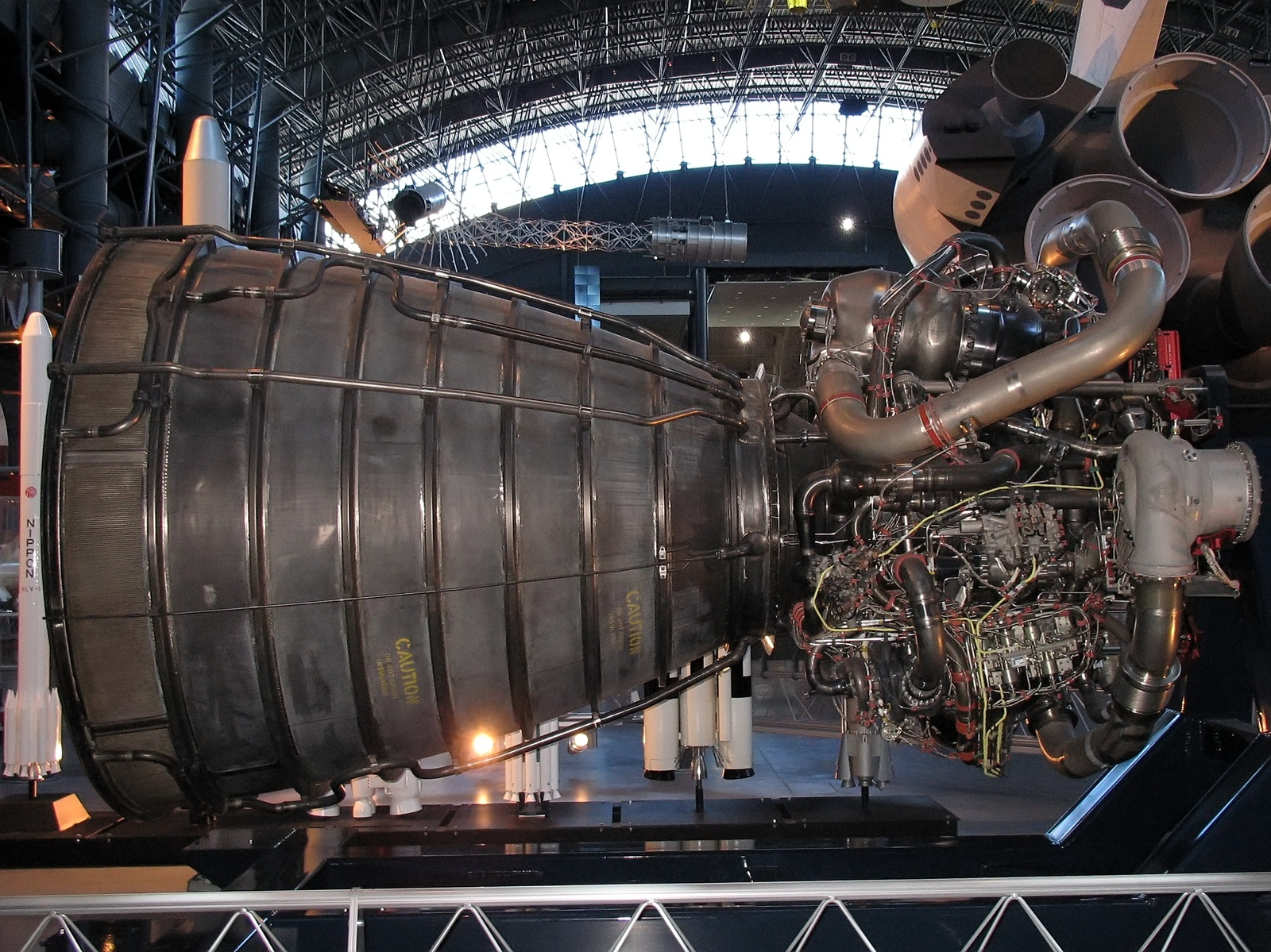 space shuttle engine - photo #20