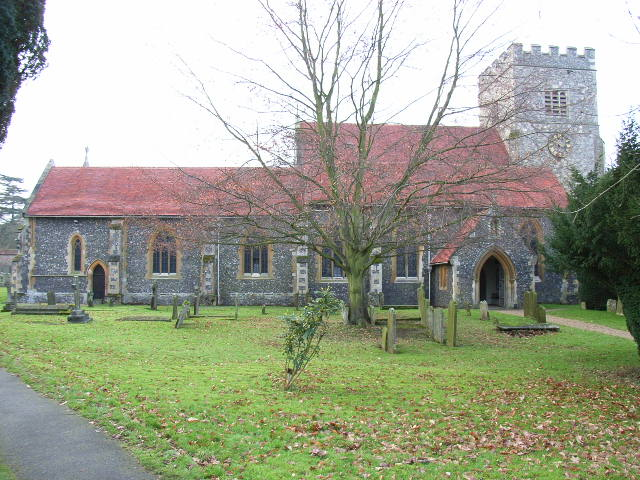 [[St Andrew's Church, Sonning
