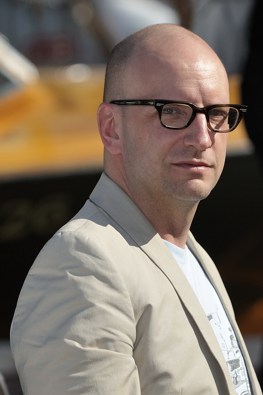 Video Of Eye Makeup: Steven Soderbergh