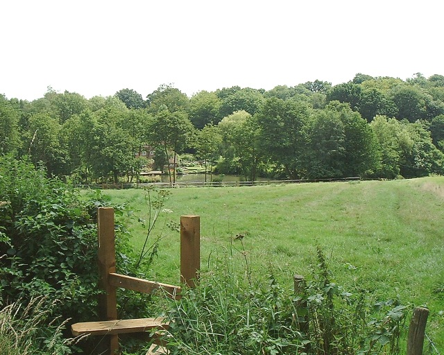 Stile on Vanguard Way - geograph.org.uk - 34993