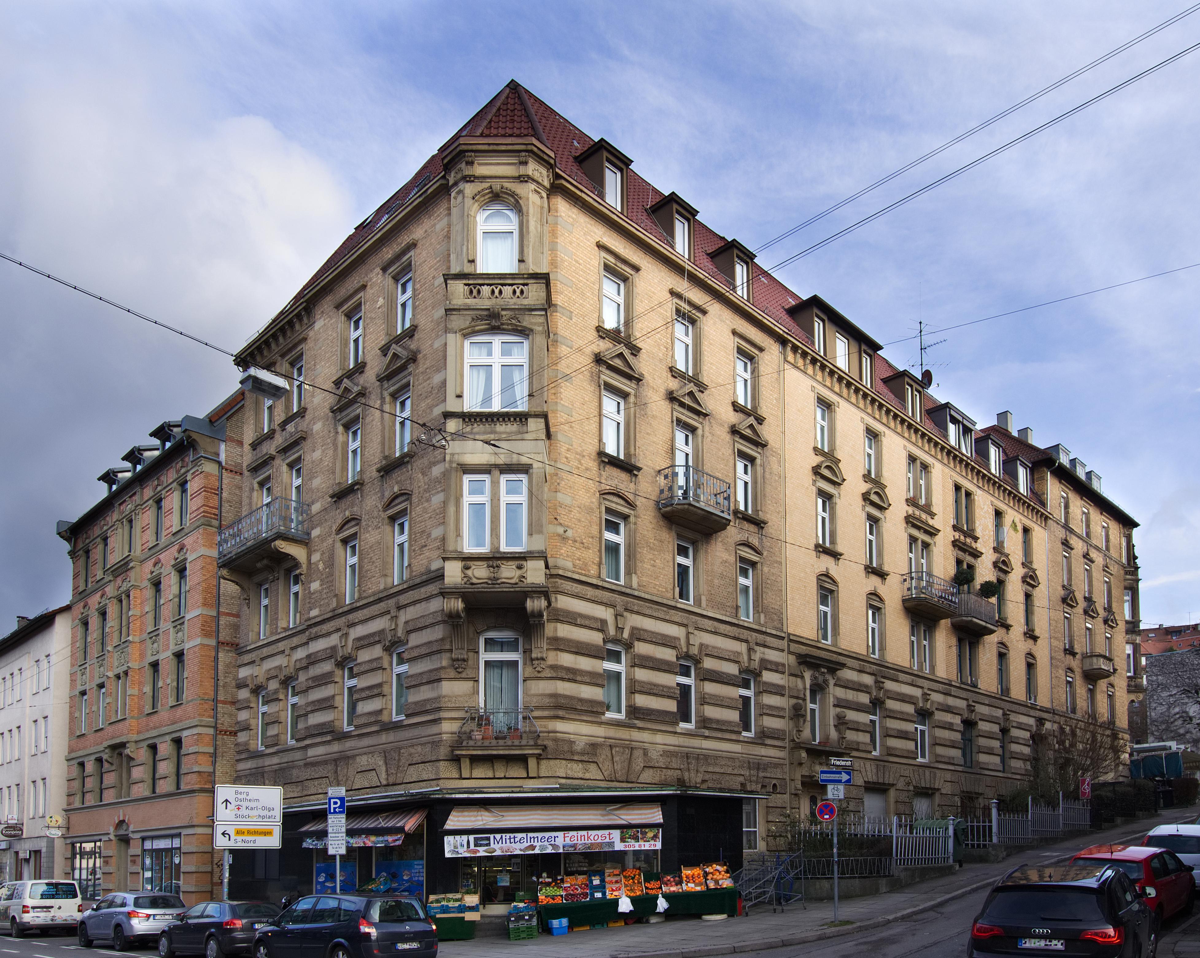 Stuttgart Neckarstr
