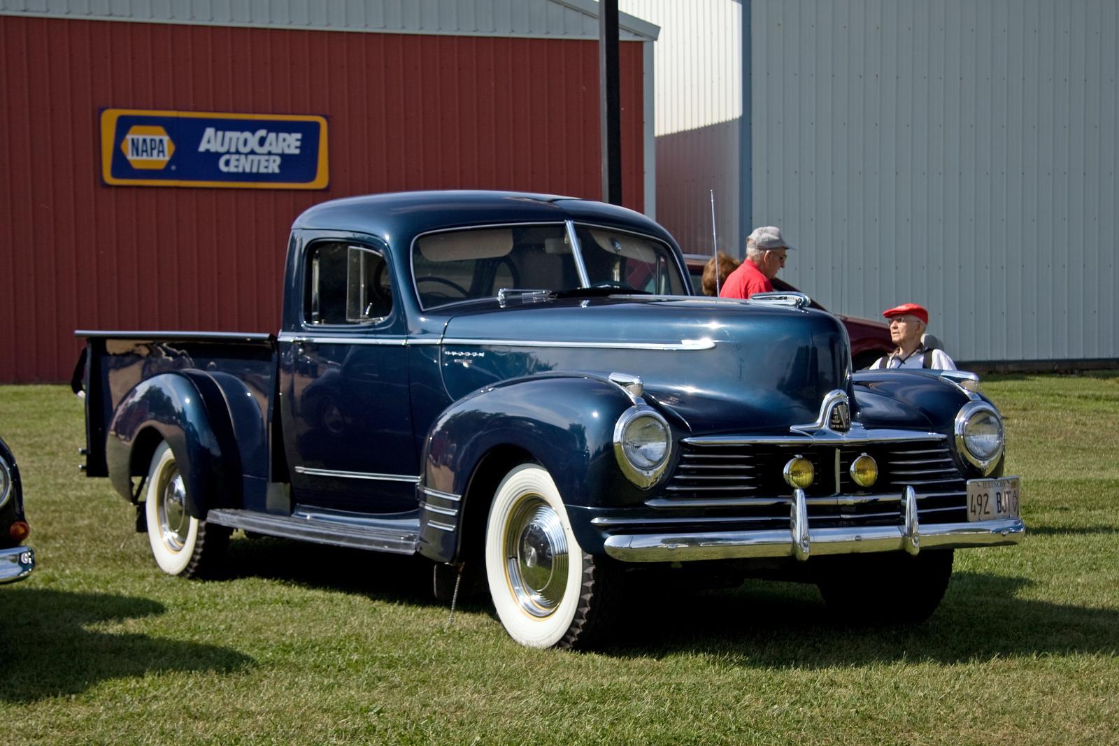 Hudson Car The Car Database