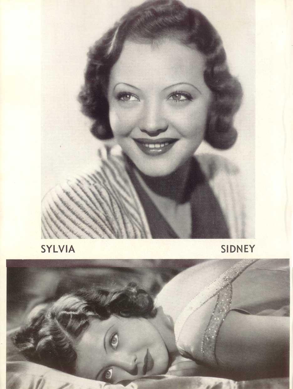 Sylvia Sidney Größe