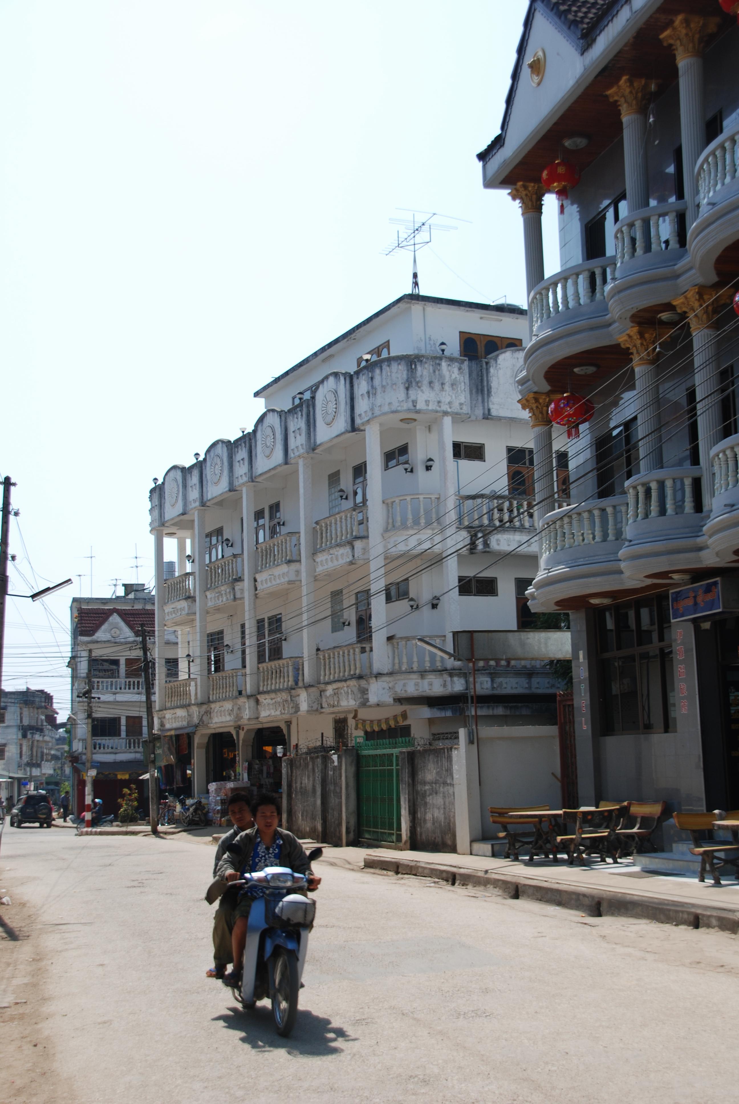 Tachileik Myanmar  city photo : Tachileik, Myanmar Wikimedia Commons