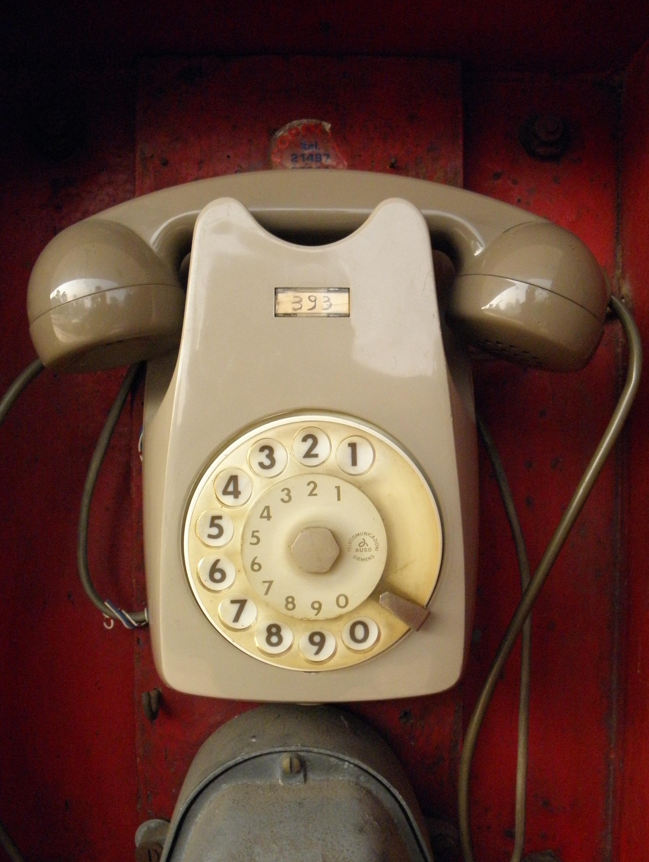 File telefono siemens auso wikimedia commons - Telefoni a parete ...