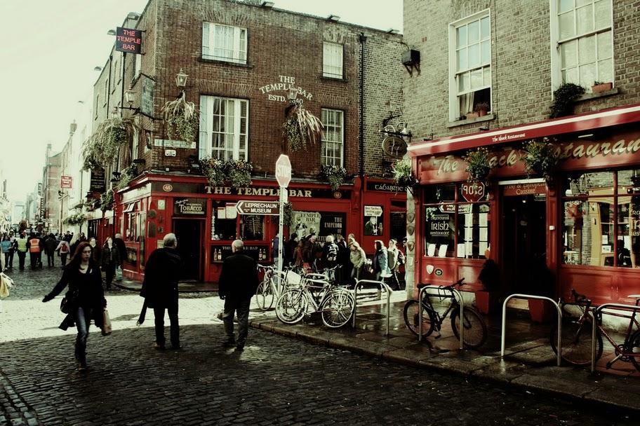 The Temple Bar Dublin Ireland