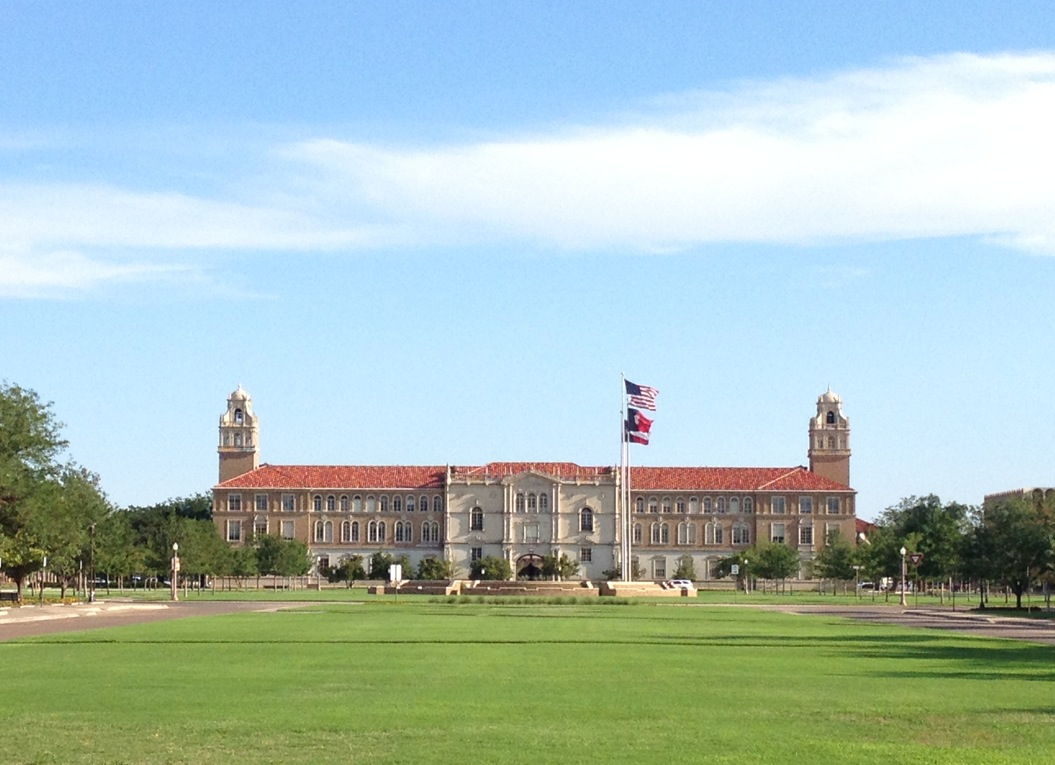 Texas Tech Engineering Building