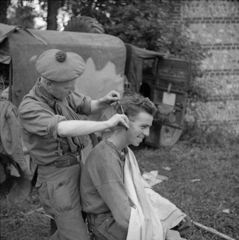 Filethe British Army In North West Europe 1944 45 Bu704g