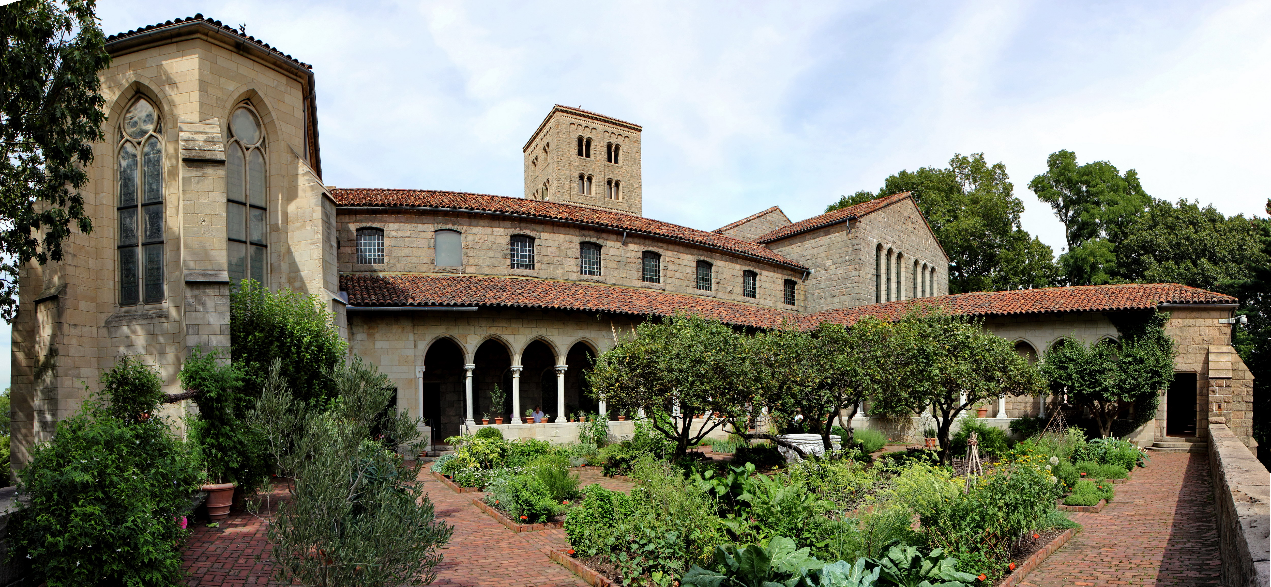 File the cloisters from wikimedia commons for What to do nyc