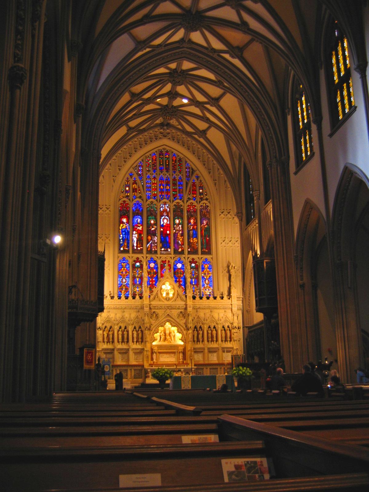 Trinity Episcopal Church, New York City
